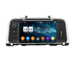 8 inch Touchscreen Android 9 Pie OS Autoradio Stereo Headunit for Kia K5/Optima 2015 2016 2017 2018. Octa Core 1.5G CPU 32G Flash 3G 4G DDR3 RAM. 2 Din Auto Radio DVD GPS Navigation 3G 4G WIFI Bluetooth USB MirrorLink Steering Wheel Control OBDII. Plug and Play Double Din Vehicle Multimedia Player System Head Unit.