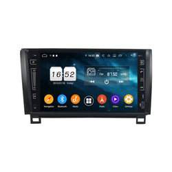 Android 9.0 Car GPS for Toyota Sequoia/Tundra(2010-2013), 4GB RAM+32GB ROM, 9 Inch Touchscreen DSP Radio Stereo Bluetooth 4G WIFI - foyotech