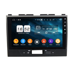 Android 9.0 Auto Stereo for Suzuki Wagon R(2016-2019), 9 Inch Touchscreen DSP Car Radio GPS Navigation Bluetooth 4G WIFI, 4GB RAM+32GB ROM - foyotech