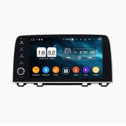 9 Inch Touchscreen Android 9.0 Car Radio Headunit for Honda CR-V(2017-2019), 4GB RAM+32GB ROM, DSP GPS Navigation Stereo Bluetooth 4G WIFI - foyotech