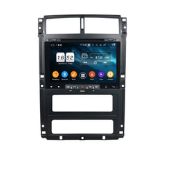9 Inch Touchscreen Android 9.0 DSP Car Radio Headunit for Peugeot 405(2015-2020), 4GB RAM+32GB ROM, Auto GPS Navigation Stereo Bluetooth 4G WIFI - foyotech