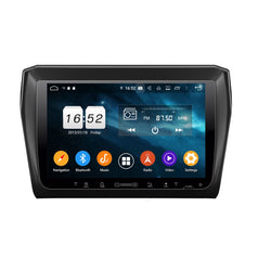 Android 9.0 Car Stereo for Suzuki Swift(2018-2020), 9 Inch Touchscreen DSP Auto Radio GPS Navigation Bluetooth 4G WIFI, 4GB RAM+32GB ROM - foyotech