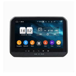 9 Inch Touchscreen Android 9.0 Car Stereo for Suzuki Ignis(2017-2019), DSP Auto Radio GPS Navigation Bluetooth 4G WIFI, 4GB RAM+32GB ROM - foyotech