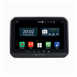 Android 10 2 Din 9 Inch 1024x600 Touchscreen Autoradio Headunit for Suzuki Ignis 2017 2018 2019 2020, Octa Core 1.5GB CPU 32GB Flash 4GB DDR3 RAM, Auto Radio GPS Navigation 3G 4G WIFI Bluetooth USB DSP Carplay&Auto Steering Wheel Control. 2Din Vehicle Touch Screen Multimedia Video Player System Head Unit.