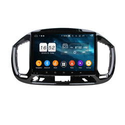 9 Inch Touchscreen Android 9 Pie Car GPS Navigation for Fiat Uno(2014-2020), 4GB RAM+32GB ROM, Auto Stereo DSP Bluetooth 4G WIFI - foyotech