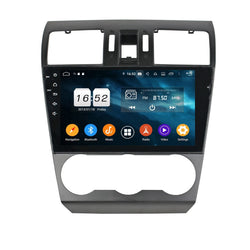 9 Inch Touchscreen Android 9.0 Auto Stereo for Subaru Forester(2013-2014), DSP Car Radio GPS Navigation Bluetooth 4G WIFI, 4GB RAM+32GB ROM - foyotech
