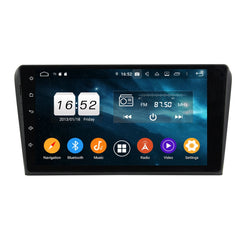 9 Inch Touchscreen Android 9.0 Car Stereo for Mazda 3(2004-2009), DSP Auto Radio GPS Navigation Bluetooth 4G WIFI, 4GB RAM+32GB ROM - foyotech