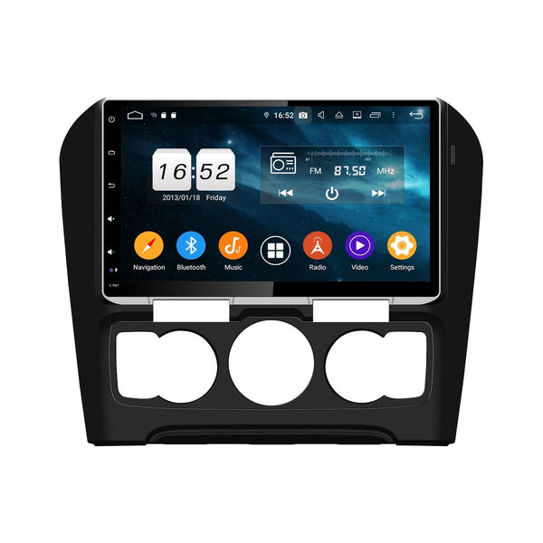 Android 9.0 Auto Radio for Citroen C4L/C4(2015-2020), 4GB RAM+32GB ROM, 9 Inch Touchscreen DSP GPS Navigation Stereo Bluetooth 4G WIFI Headunit - foyotech