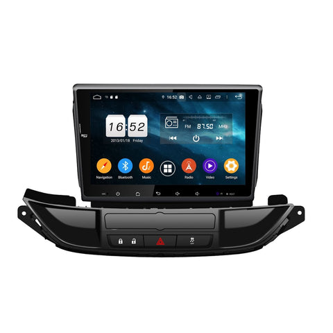 Android 9 Pie 9 Inch Touchscreen Car Radio for Opel Astra J(2015-2020), 4GB RAM+32GB ROM, GPS Navigation DSP Bluetooth 4G WIFI - foyotech