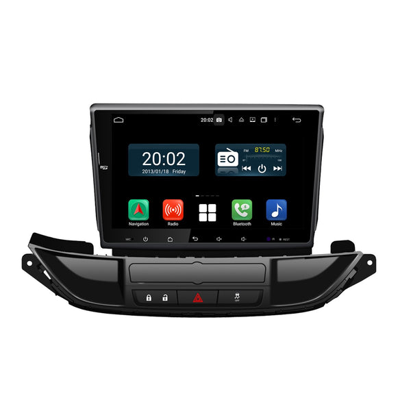 Android 10 Single Din 9 Inch 1024x600 Touchscreen Autoradio Headunit for Opel Astra J 2015 2016 2017 2018 2019 2020, Octa Core 1.5GB CPU 32GB Flash 4GB DDR3 RAM, Auto Stereo GPS Navigation 3G 4G WIFI Bluetooth USB DSP Carplay&Auto Steering Wheel Control. 1Din Vehicle Touch Screen Multimedia Video Player System Head Unit.