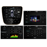 Android 10 1 Din 9 Inch 1024x600 Touchscreen Autoradio Headunit for Chevrolet Malibu 2017 2018 2019 2020, Octa Core 1.5GB CPU 32GB Flash 4GB DDR3 RAM, Auto Radio GPS Navigation 3G 4G WIFI Bluetooth USB DSP Carplay&Auto Steering Wheel Control. 1Din Vehicle Touch Screen Multimedia Video Player System Head Unit.