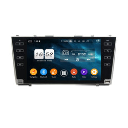 Android 9.0 Auto GPS Navigation for Toyota Camry(2007-2011), 4GB RAM+32GB ROM, 9 Inch Touchscreen DSP Radio Stereo Bluetooth 4G WIFI - foyotech