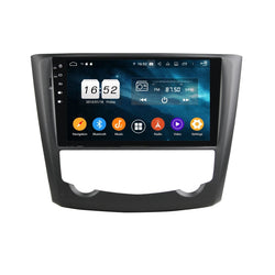 Android 9.0 Pie 9 Inch Touchscreen Car Radio Headunit for Renault Kadjar(2016-2020), 4GB RAM+32GB ROM, Auto GPS Navigation Stereo DSP Bluetooth 4G WIFI - foyotech