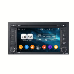 Android 9.0 OS 7 inch Touchscreen Car Radio Headunit for Seat Leon(2014-2020), 8 Core 1.5G CPU 4G DDR3 RAM 32G Flash, Auto GPS Navigation DVD Player Bluetooth 4G WIFI - foyotech