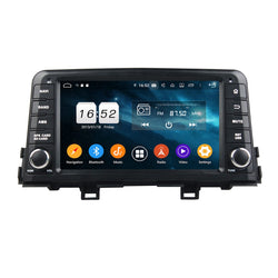 8 inch Touchscreen Android 9.0 OS Car Stereo for Kia Morning/Picanto(2017-2019), 8 Core 1.5G CPU 4G DDR3 RAM 32G Flash, Auto Radio GPS Navigation Bluetooth 4G WIFI OBDII MirrorLink Headunit - foyotech
