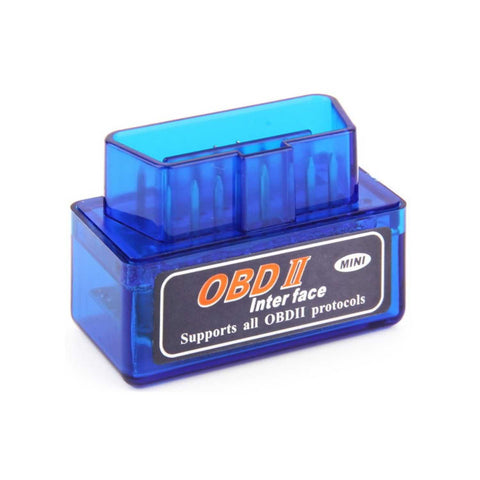 V1.5 OBDII Detector Bluetooth Mini OBD2 Device - foyotech