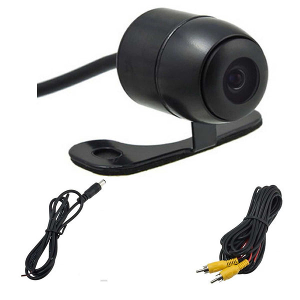 Universal Car Rear View Camera,Easy to Install,Automatic Display Backup Image - foyotech