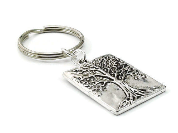 Tree of Life Key Chain Key Ring