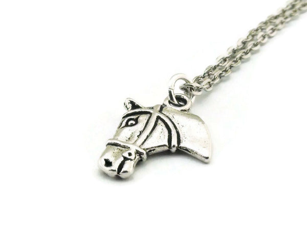 Horse Necklace, Country Western Necklace