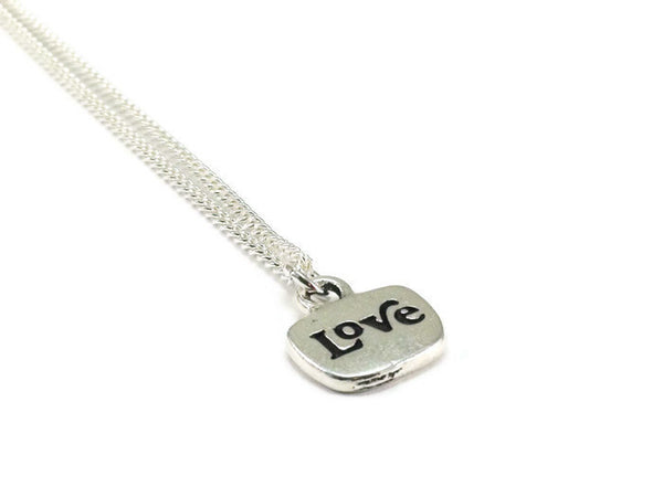 Love Necklace, Heart Necklace