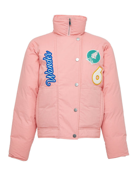 Bexley Jacket - Flamingo