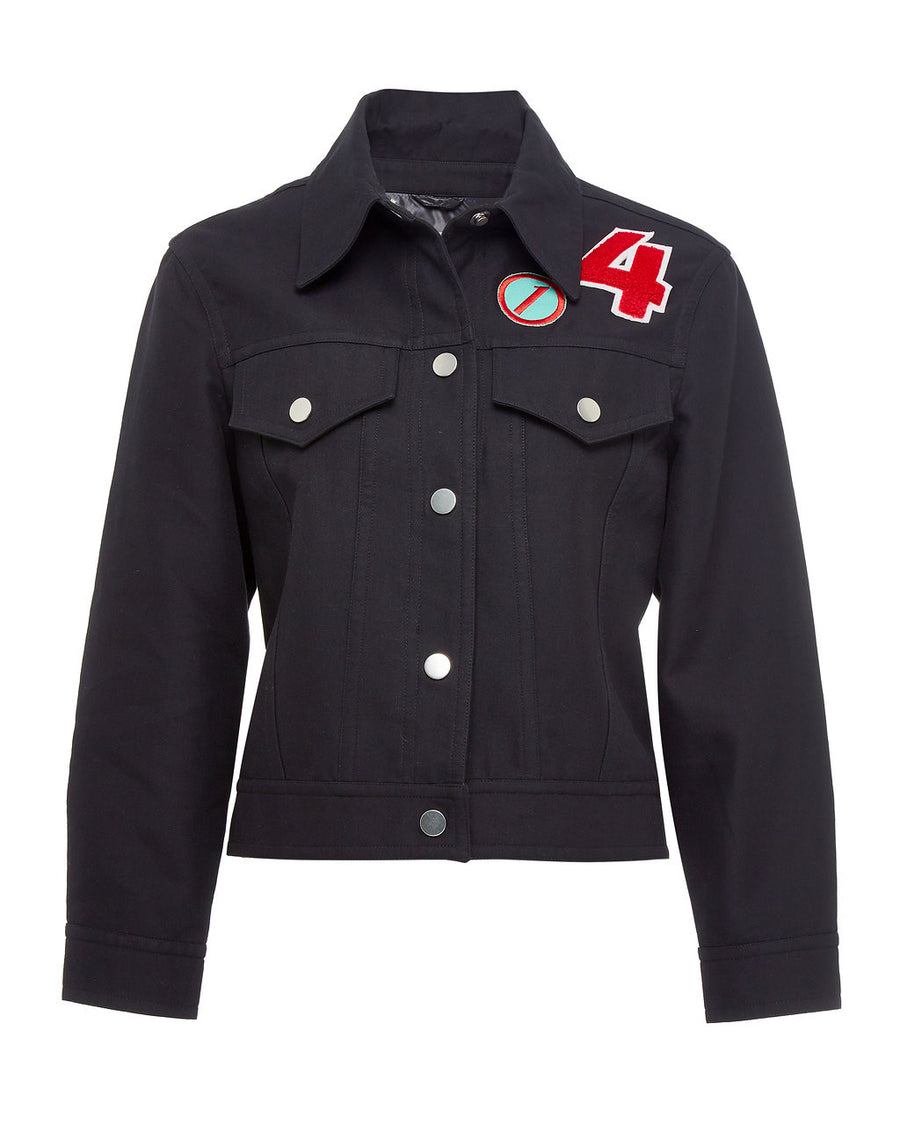 LU MEI LONDON Newbury Jacket
