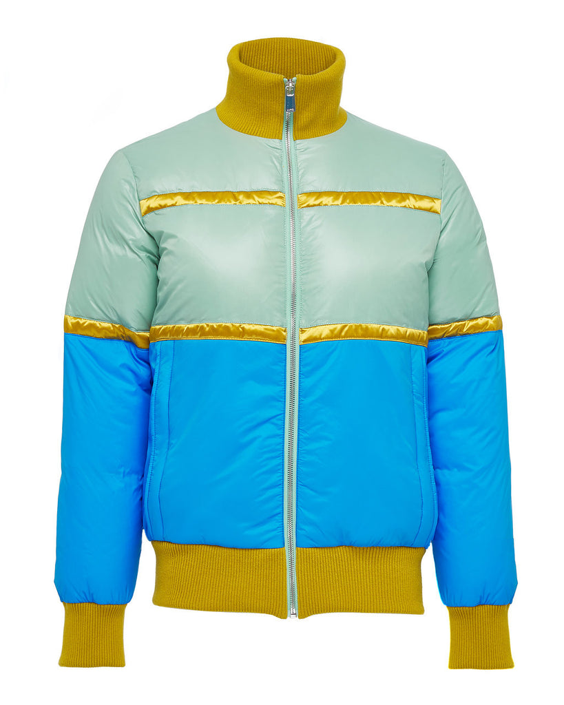 LU MEI LONDON Pentonville Down Jacket