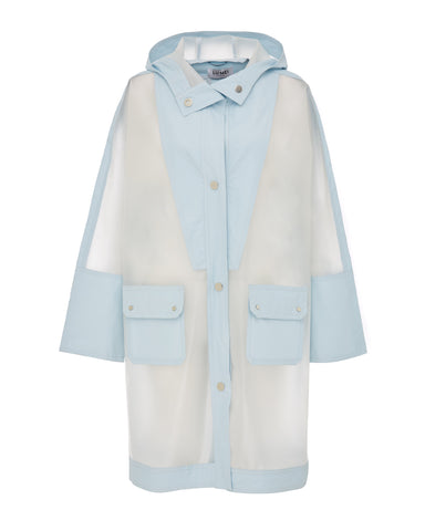 LU MEI London Brompton Raincoat rain coat SS18