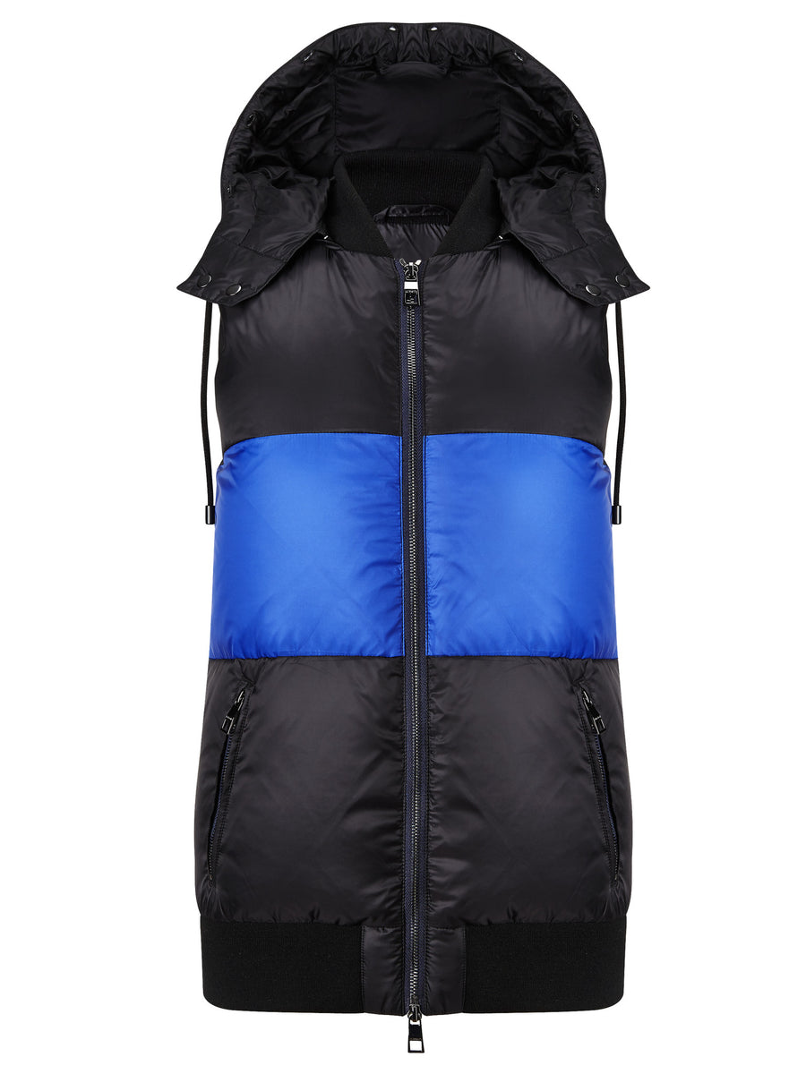 LU MEI LONDON Orpington Gilet