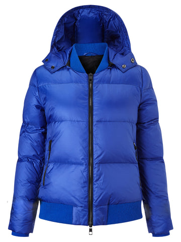 Lu Mei LONDON hanwell down jacket