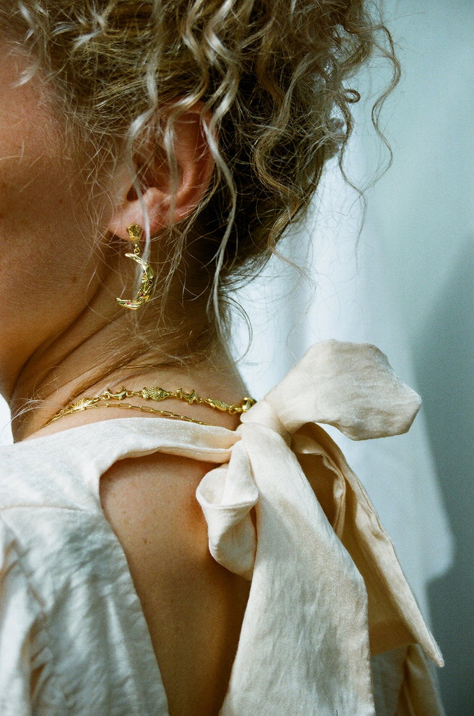 Fashion Stylist Laura Karin talks July Child Wedding Jewellery