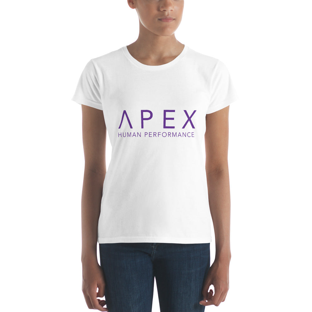 APEX 2.0 Purple Women's short sleeve t-shirt