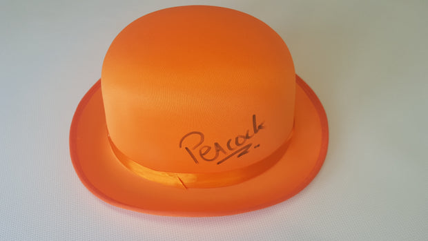 Dr. Peacock - Signed Kingsday bowler hat