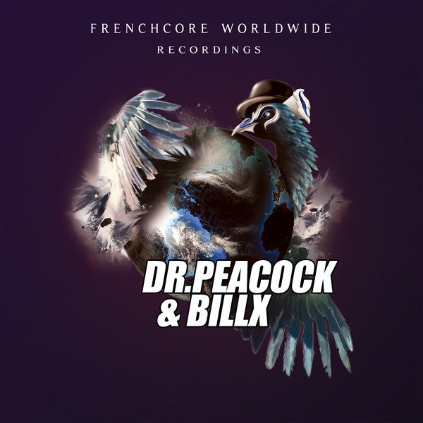 Frenchcore Worldwide 04 Vinyl