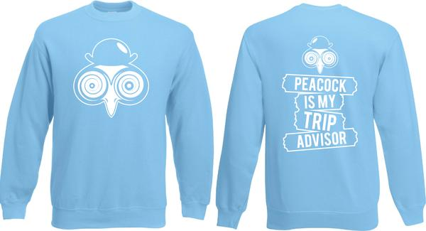 Your Trip Crew Neck Sweatshirt