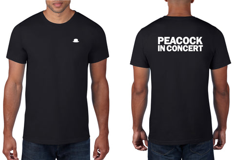 Peacock In Concert T-shirt [LIMITED EDITION]