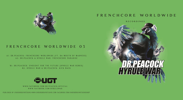 Frenchcore Worldwide 03 Vinyl