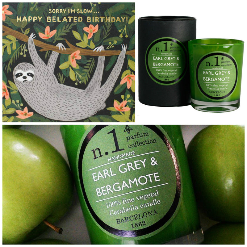 belated birthday bergamot