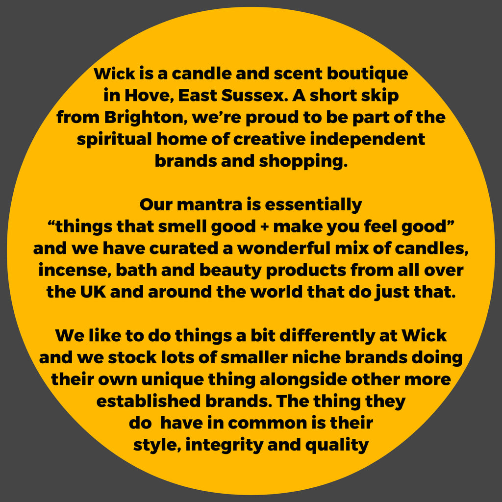 About Wick Candle Boutique