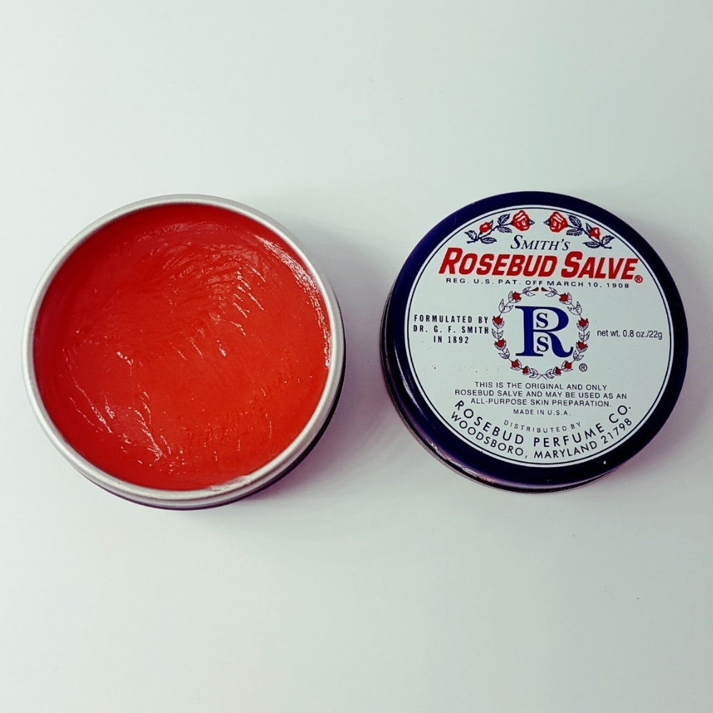 Rosebud Lip Salve