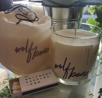 Wolf Bone Candles at Wick Candle Boutique Brighton & Hove