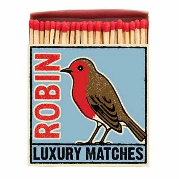 Luxury Oversized Matches ~ Robin