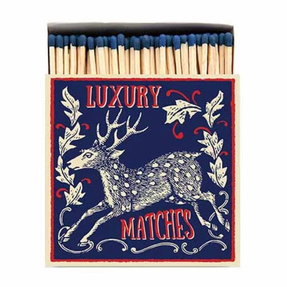 Luxury Oversized Matches ~ Stag
