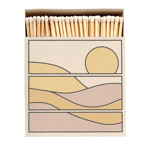 Luxury Oversized Matches ~ Landscape