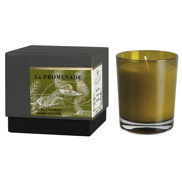 La Promenade scented candle at Wick Candle Boutique Brighton and Hove