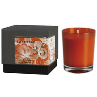 Le Voyage scented candle at Wick Candle Boutique Brighton and Hove