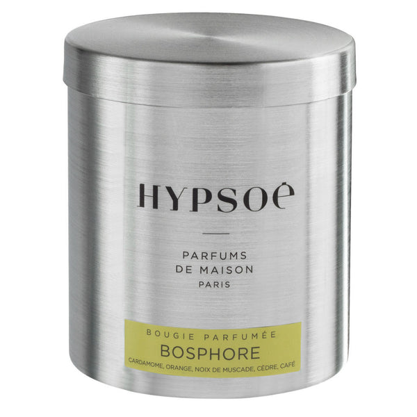 Hypsoé candle ~ Bosphore ~ cardamom, orange, nutmeg, cedarwood, coffee
