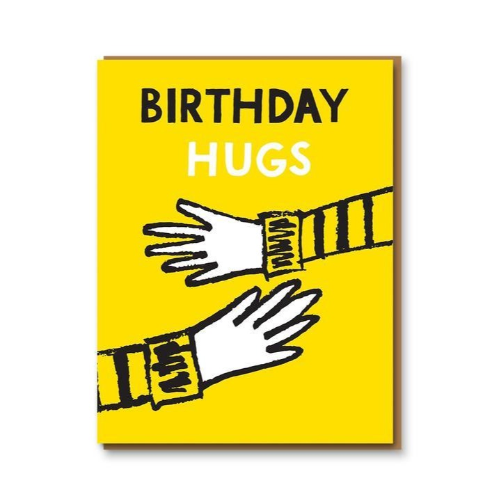Birthday Hugs