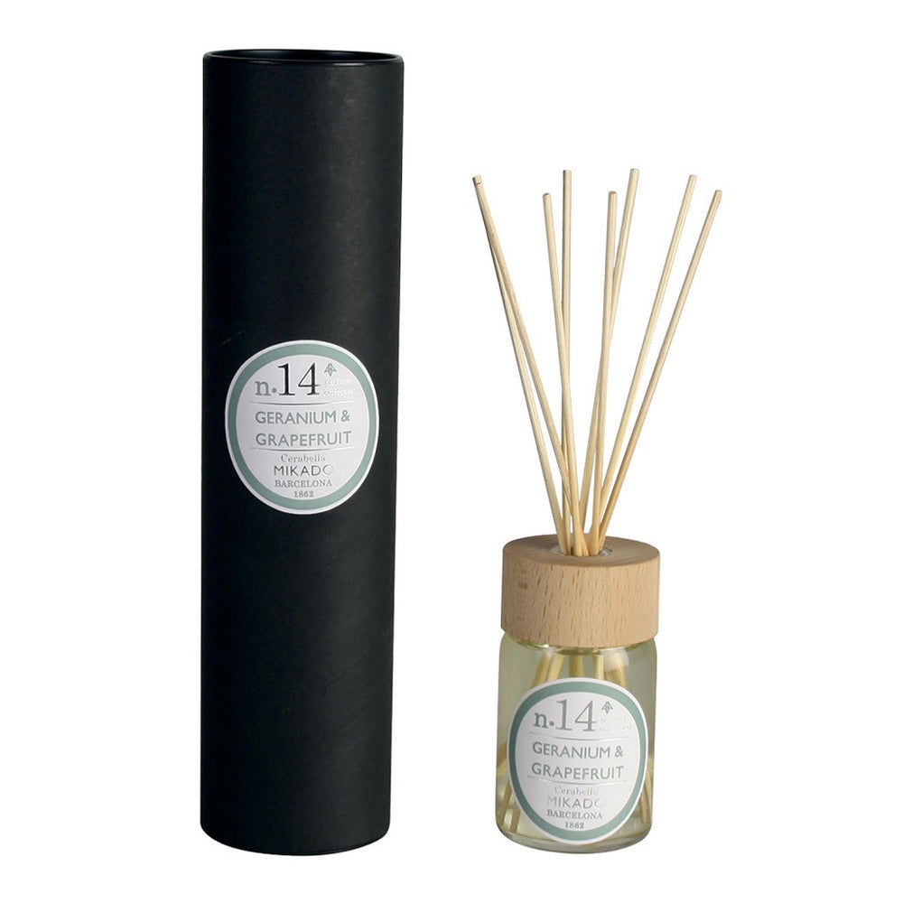 Geranium and Grapefruit Scent Diffuser from Wick Candle Boutique Brighton and Hove