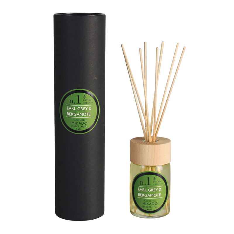 Earl Grey and Bergamot Scent Diffuser at Wick Candle Boutique Brighton and Hove